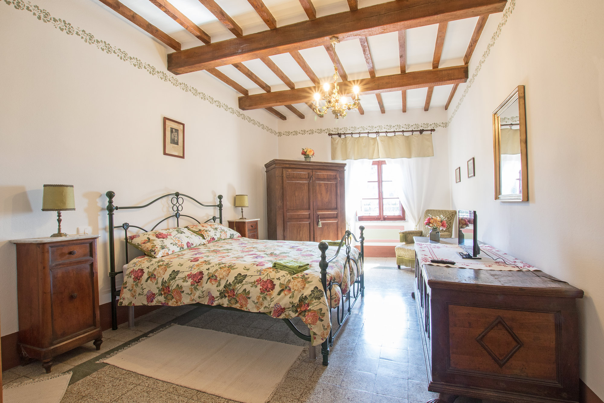 Elegant Rooms Antica Villa Degli Ulivi Cortona Luxury